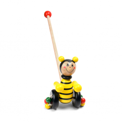PINO Push-along toy - Bee