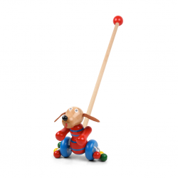 PINO Push-along toy - Puppy