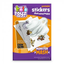 Augmented Reality Stickers, HoloToyz - Monster Mash