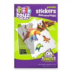 Augmented Reality Stickers, HoloToyz - Jurassic Dinos,...