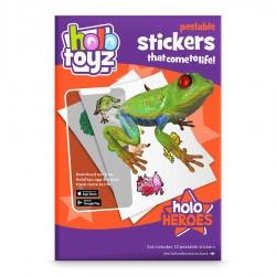 Стикери с Augmented Reality, HoloToyz - Holo герои