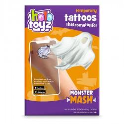 Augmented Reality Temporary Tattoos, HoloToyz - Monster Mash