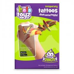Augmented Reality Temporary Tattoos, HoloToyz - Jurassic...