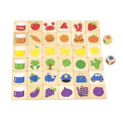 Learning Colours Puzzle Set, Viga