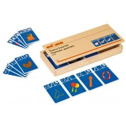 Образователна игра Тематични квартети, Educo