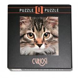 Puzzle Curiosi Q Animal - Cat