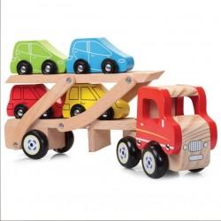 Дървен автовоз