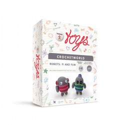 Robots - Creativity Set Thinx Toys Crochet World
