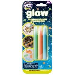 Glow-in-the-Dark Colour Pens, brainstorm