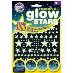 The Original Glowstars Glow 1000, brainstorm