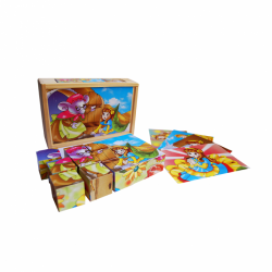 PINO Cubes 15 pieces Fairy...