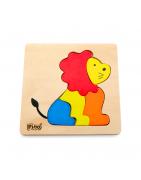 Mini puzzles Pino