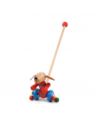 Push and Pull Toys Pino
